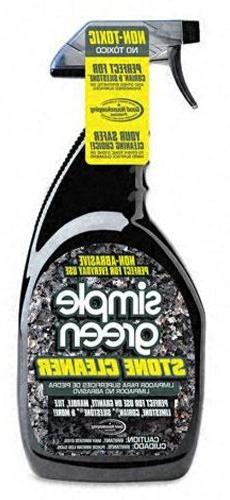 Simple Green 18401 Stone Cleaner, 32oz Trigger Spray