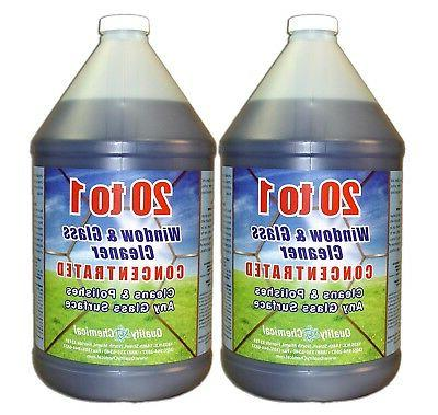 20 1 window and glass cleaner 2