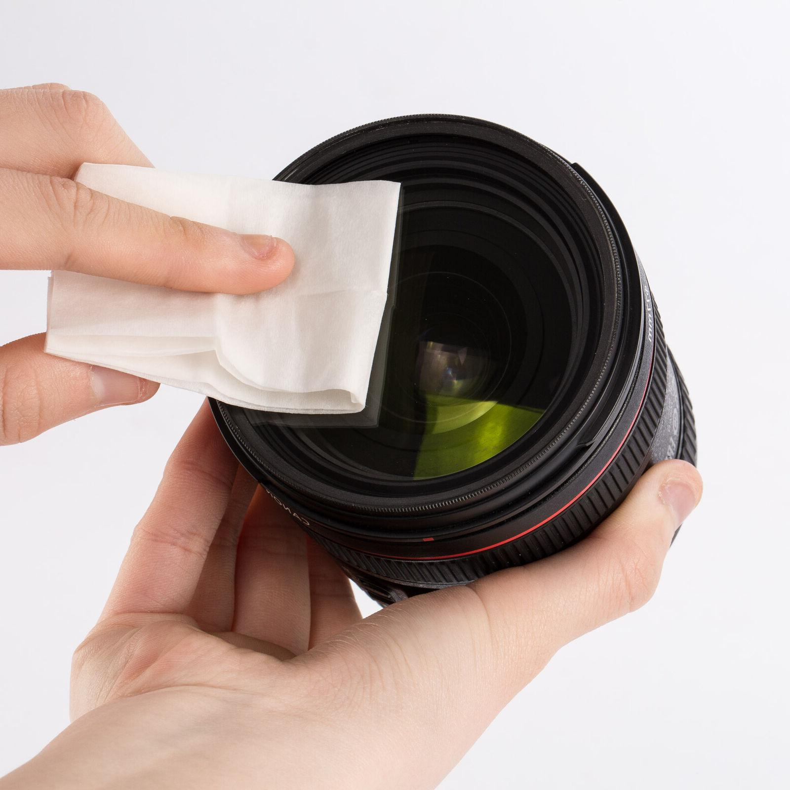 200 Lens Wipes For Screen Phone Cleaner