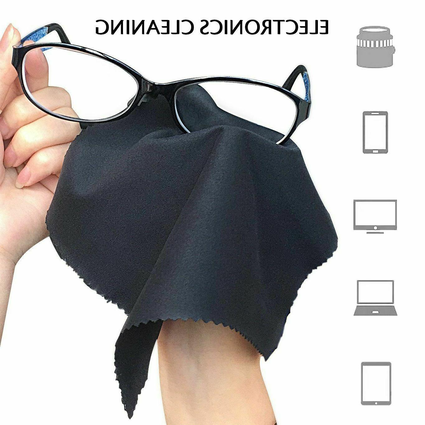 20x Cleaning Cloth Camera Lens