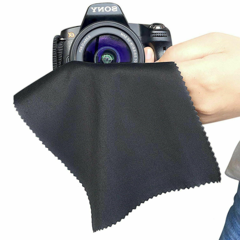20x Microfiber Cleaner Cloth Phone Screen Camera
