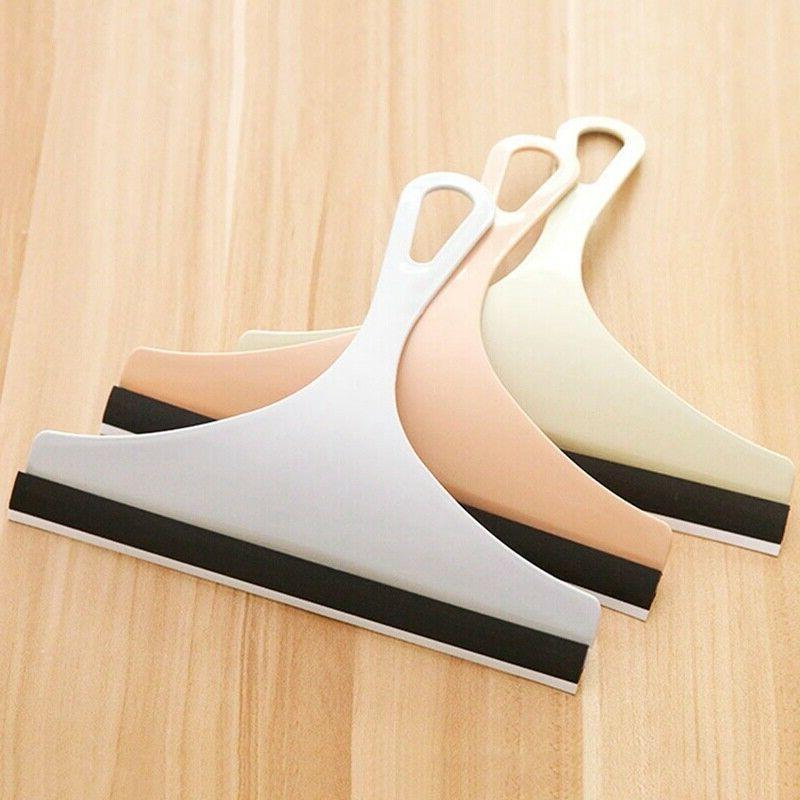 3Pack Window Wiper Soap Cleaner Shower Mirror Car Blade