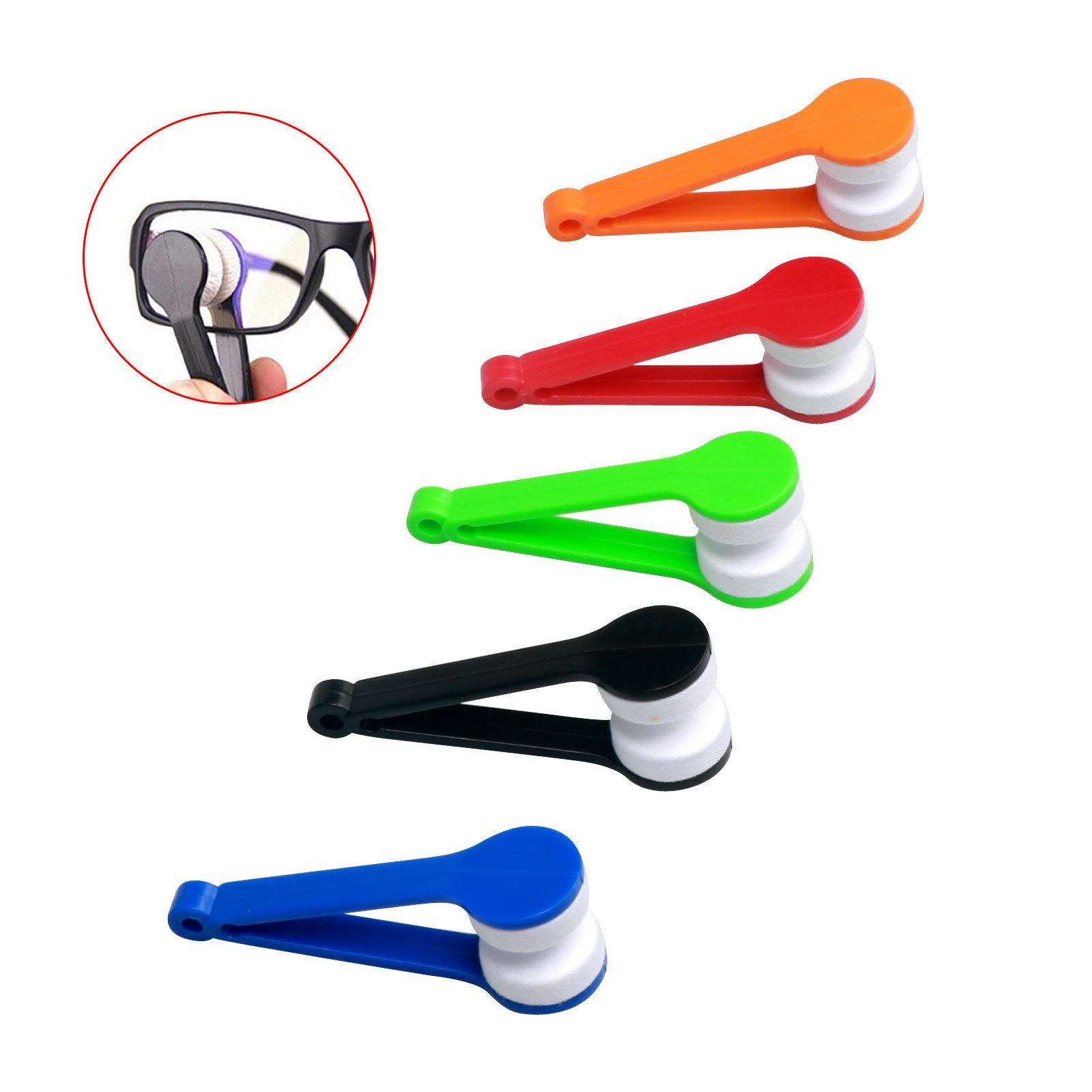 5-Pack Mini Sunglass Spectacles Glasses Lens Cleaning Tool