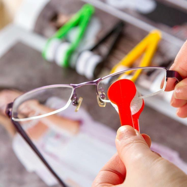 1/5pcs Glasses Cleaner Lens Wipes