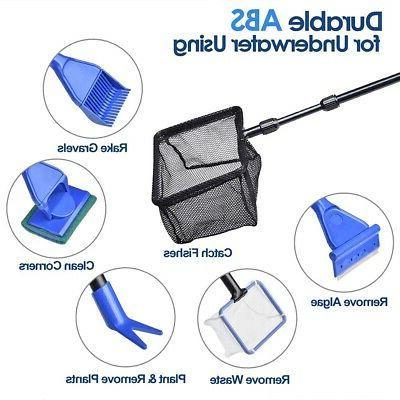 6 Fish Set Glass Magnetic
