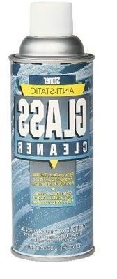 A166 - Aerosol Can - Anti-Static Glass Cleaner, Stoner - Cas