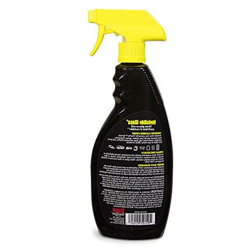 Invisible Glass Cleaner 22-Ounce of 3, 66. 3