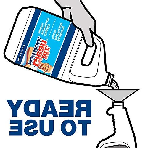 Mr. Bulk Disinfecting and Glass Cleaner Ready to Commercial Use,