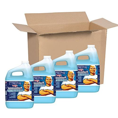 Mr. Clean Disinfecting and Glass to Use Refill