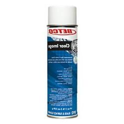 Betco Aerosol Glass Surface Cleaner, Pack Of 12