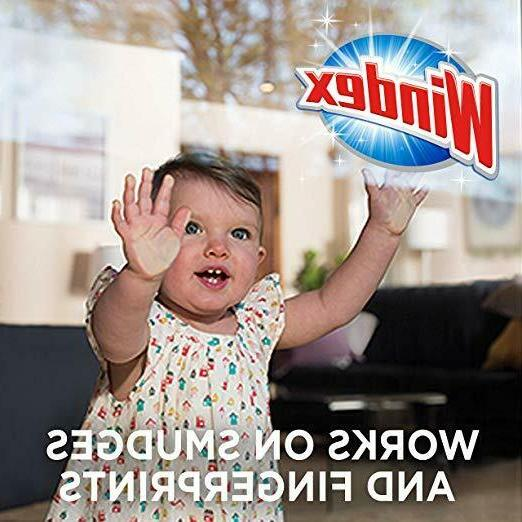 Windex Ammonia-Free Window Cleaner Sparkling Clean