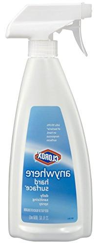 Clorox Anywhere Hard Surface Daily Sanitizing Spray, 22 Ounc