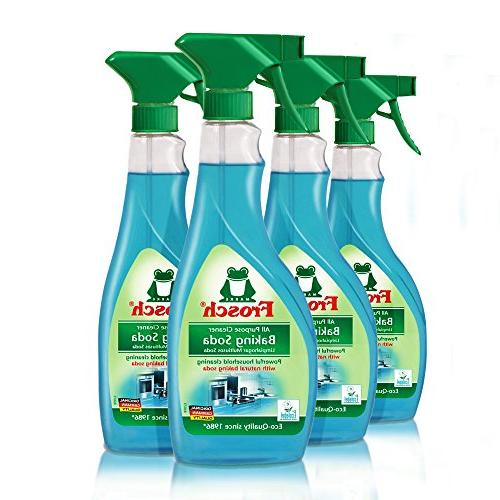 Frosch Natural Multi-Surface Cleaner Spray, 500ml
