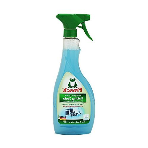 Frosch Natural Multi-Surface All Spray, 500ml