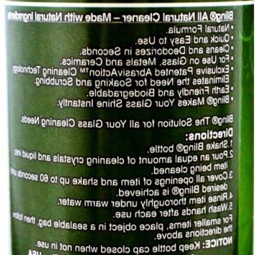 Bong - All Natural Cleaner oz
