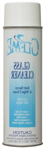 Claire C-050 19 Oz. Gleme Glass Cleaner Aerosol Can