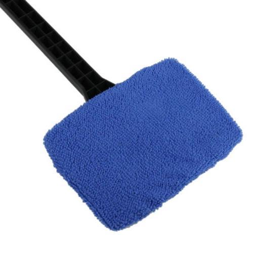 Microfiber Windshield Clean Auto Car Window Brush Tool Kit
