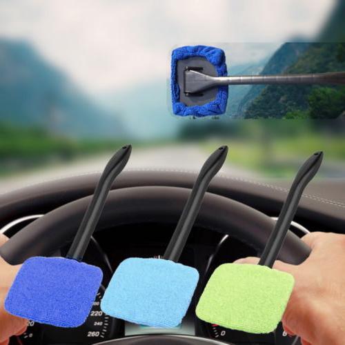 Microfiber Auto Car Wiper Window Brush Tool