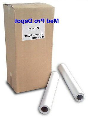 case of 12 medical exam table paper