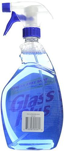 Glass Cleaner, 32oz Spray
