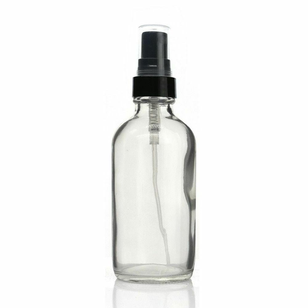 Clear Sprayer Refillable Homemade Cleaners