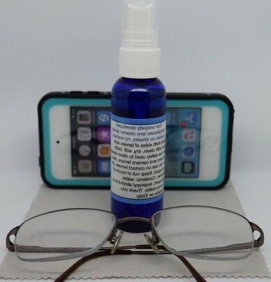 Clear Glass Glasses Cloth No