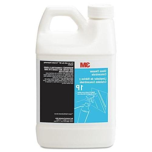 commercial tape div glass cleaner