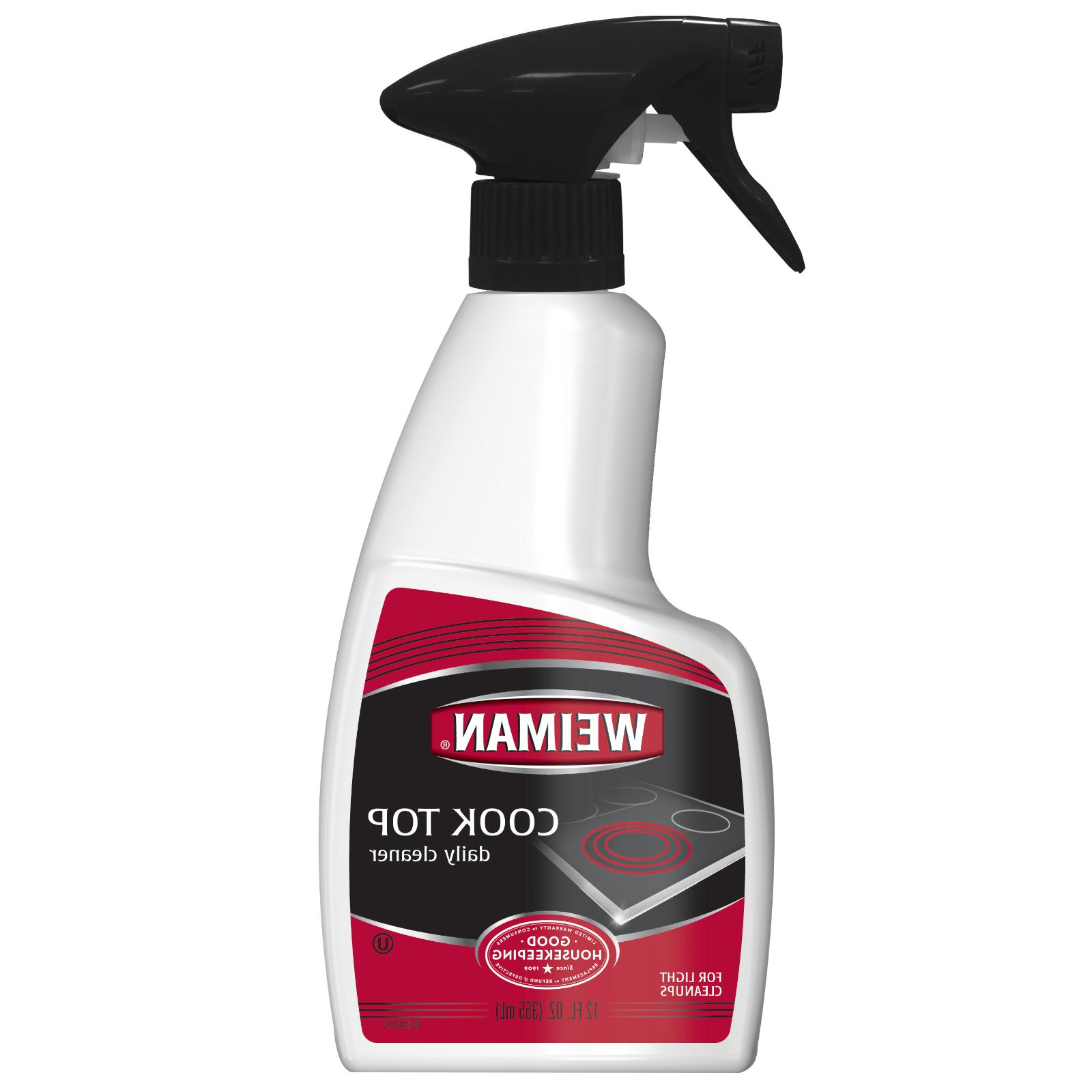 Cook Top WEIMAN DAILY KITCHEN CLEANER POLISH Spray Glass Ce
