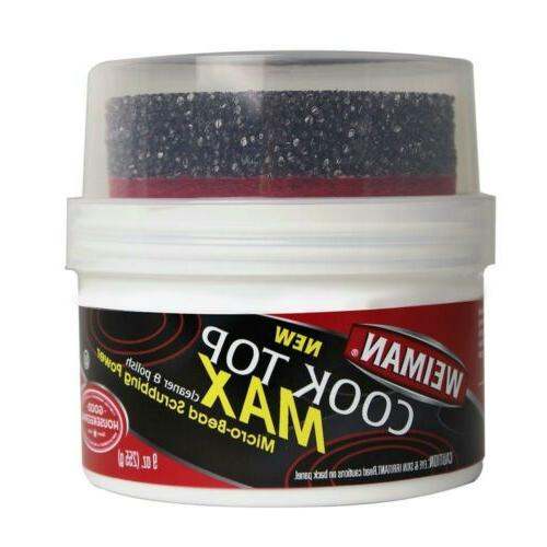 cooktop cleaner max 9 ounce