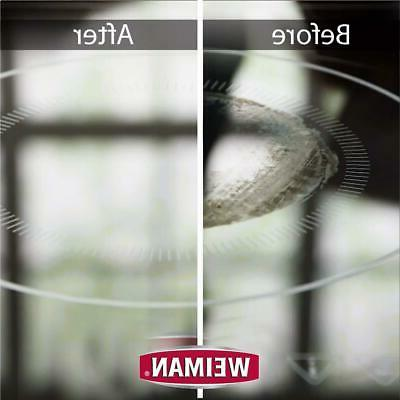 Weiman Cooktop Glass Max Burned-On