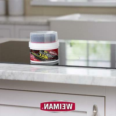 Weiman Cooktop Glass Max Remove Grease Watermarks