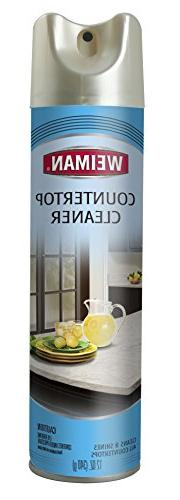 Weiman Countertop Cleaner, 12 oz Aerosol