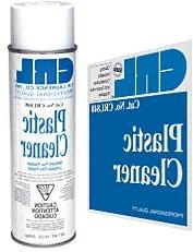 CRL Aerosol Plastic Cleaner - Pack of 6 Cans