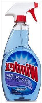 Windex Crystal Rain Glass Cleaner 26 oz