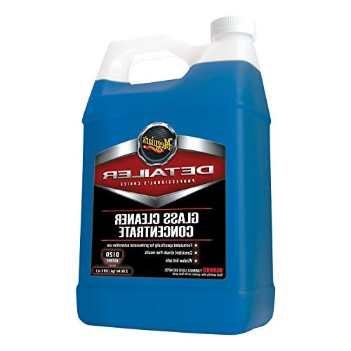 d12001 glass cleaner concentrate