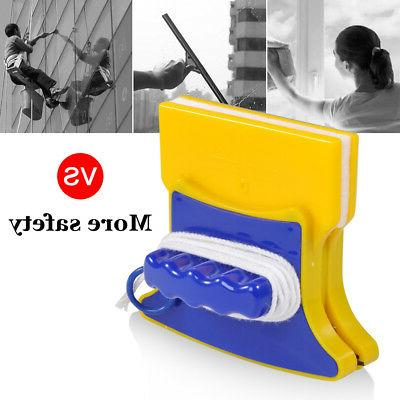 Double Side Magnetic Window Cleaner Glass Surface Wiper Clea