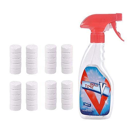 effervescent cleaner set