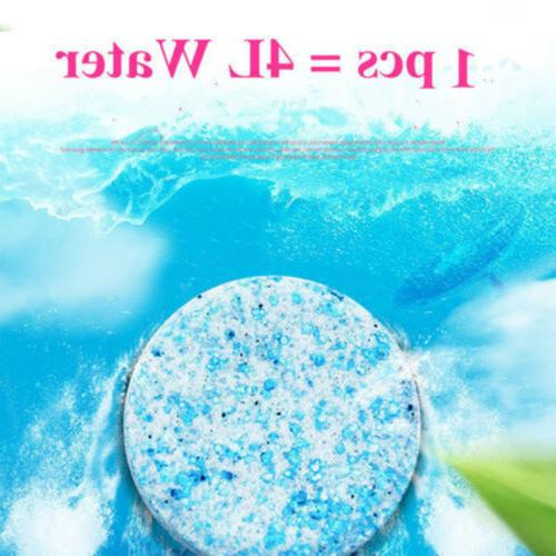 Effervescent Cleaner Car Windshield Glass Concentrated Tablet