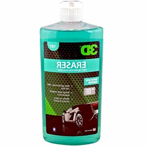 Eraser Spot Remover 16 Oz - 3D .