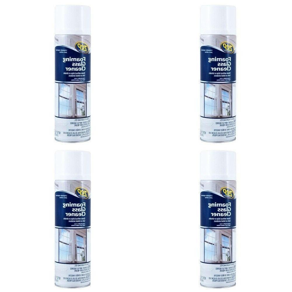 Foaming Cleaner Streak-Free Regular Strength Zep 2-pack
