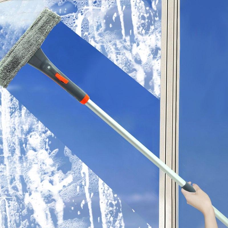 East <font><b>Glass</b></font> Cleaning Brush Wiper Muti-functional Window