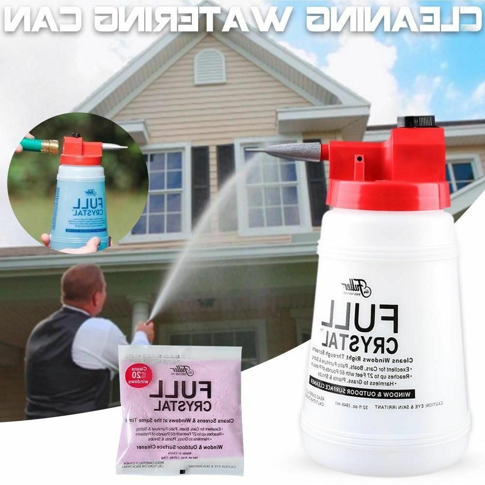 Fuller Brush Spray Glass Rvs
