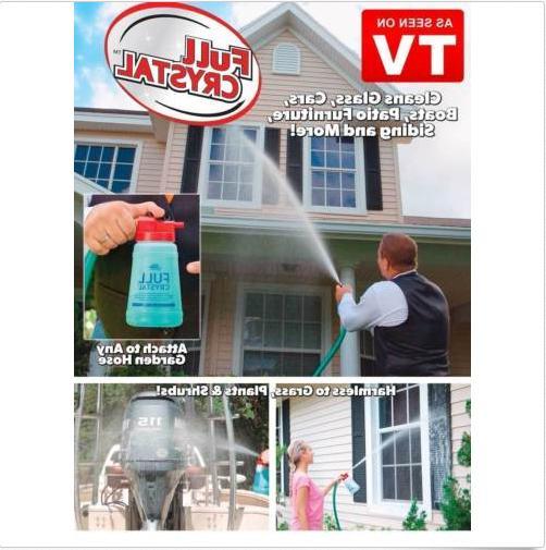 Fuller Crystal Outdoor Cleaner As Seen Cleaner