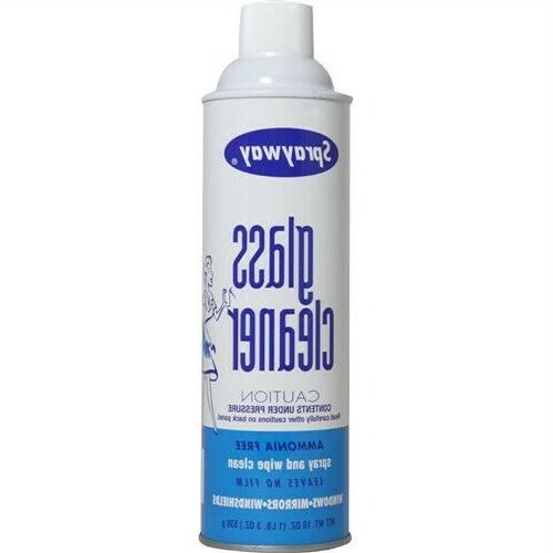 glass cleaner 19oz case of 12