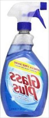 Glass Plus Glass Cleaner 32 fl oz Bottle Multi Surface Glass