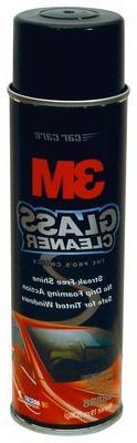 3M  Glass Cleaner, 08888, 19.0 oz Net Wt, 12 cans per case