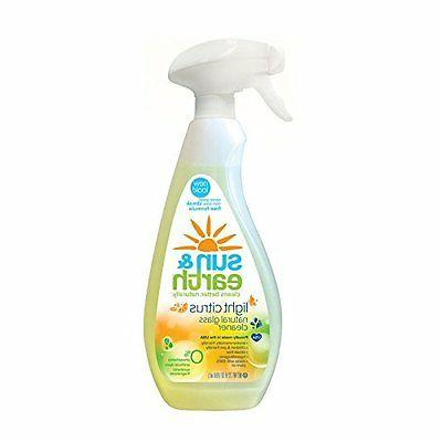 Sun & Earth Glass Cleaner - Citrus - 22 oz