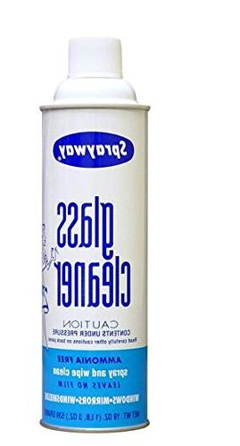 Sprayway Glass Cleaner Pack 19 Cans