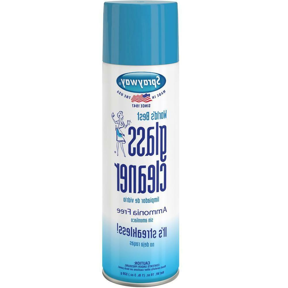 glass cleaner genuine original ammonia free streakless