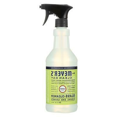 Mrs. Meyer'S Glass Cleaner Lemon Verbn 24 Fz